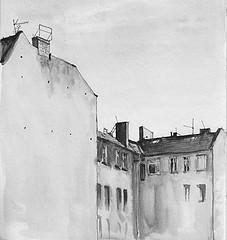 Greyscaled sketch
